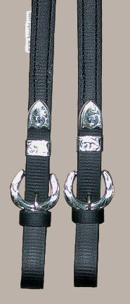 http://www.hought.com/west.bio.tack.reins.html